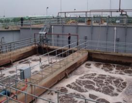 生物污水处理